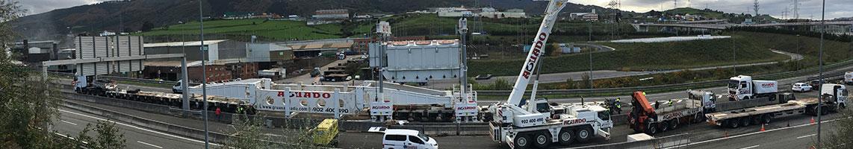 Heavy Lift Equipos de carga pesada